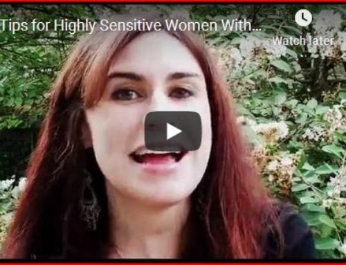 3 Tips for Highly Sensitive Women With Sensitive Stomachs