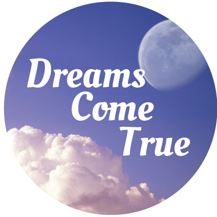 dreams-come-true: manifest the life you want